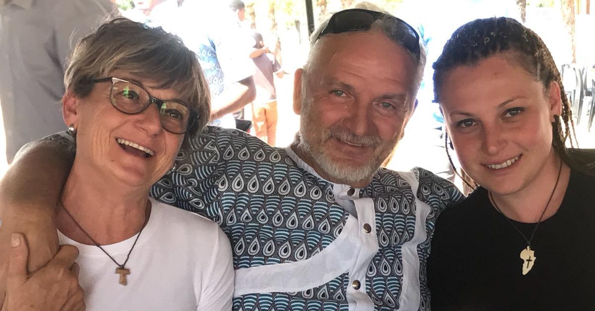Mozambico - famiglia Maccagnola